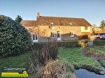 TEXT_PHOTO 0 - à  vendre maison de campagne Coulouvray Boisbenatre (50670) 4 chambres