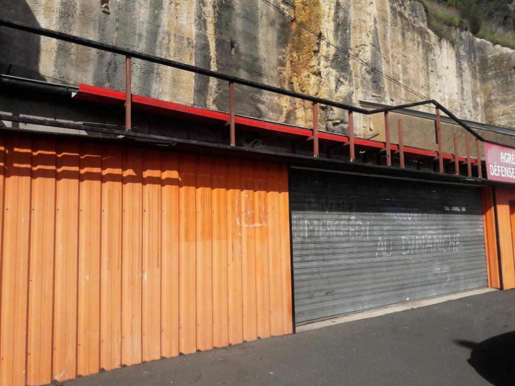 Local à aménager Poitiers 83 m2