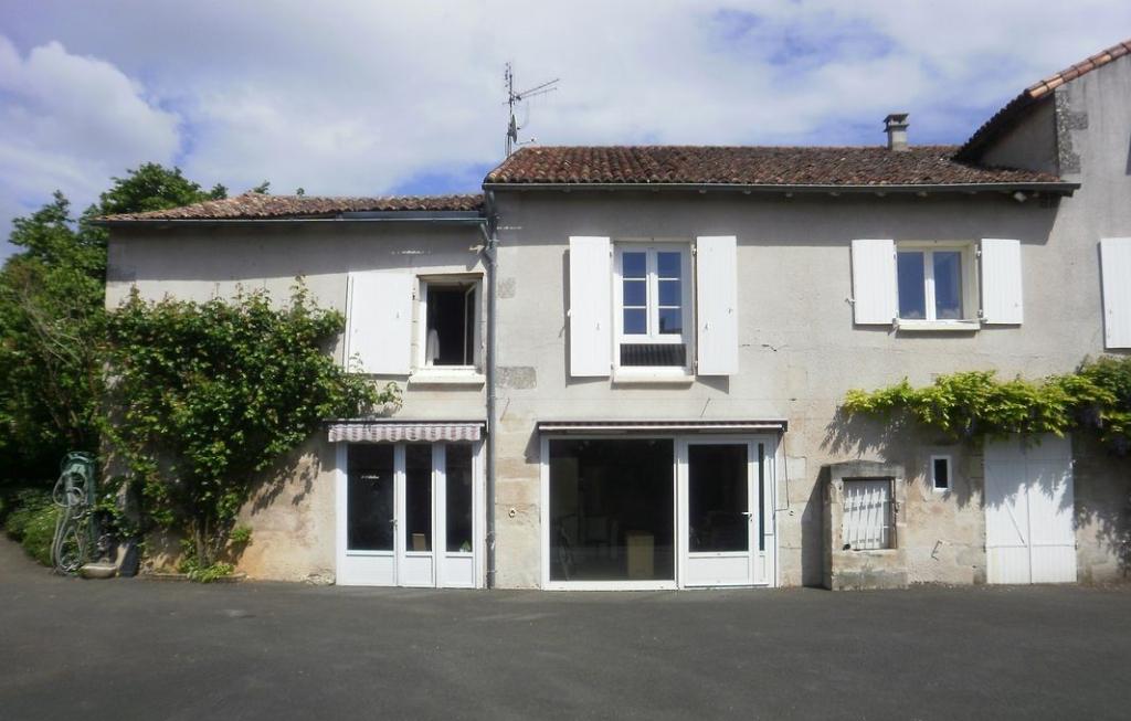 Immeuble Poitiers Est 12 pièces 458 m2