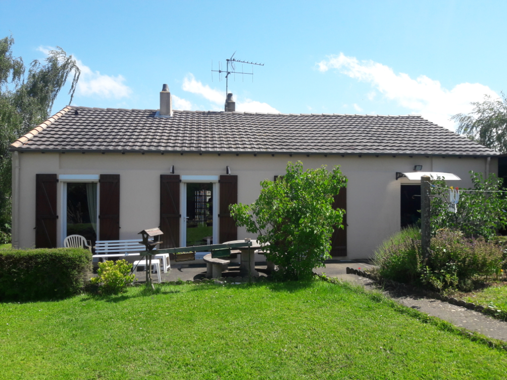 Maison Iteuil 4 pièces 78 m2