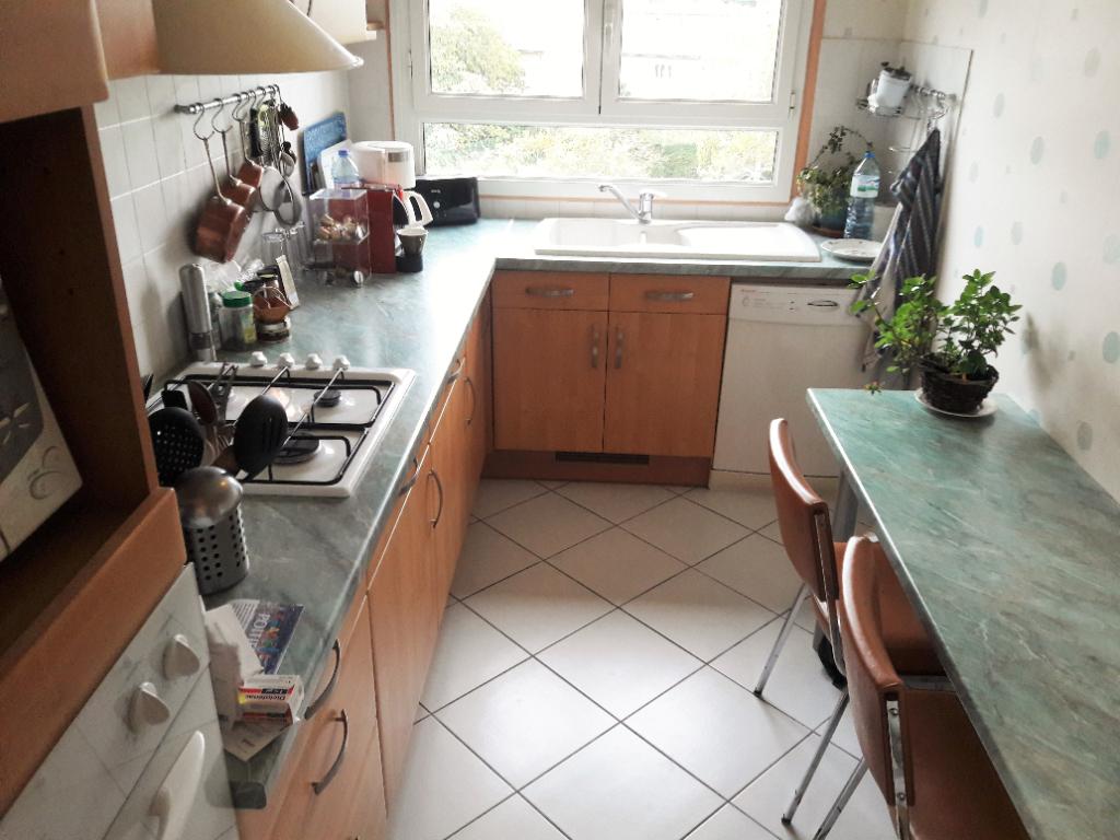 Appartement Poitiers 4 pièces 78.24 m2
