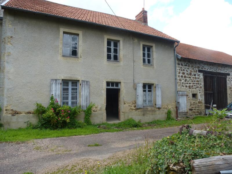 Virlet, 3 km de l'abbayes de Bellaigues, Fermette à rénover!!!