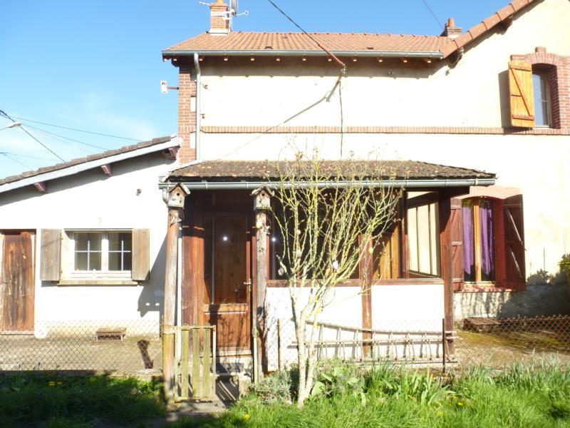 Maison d'habitation type F3 de 68 m2 avec terrain