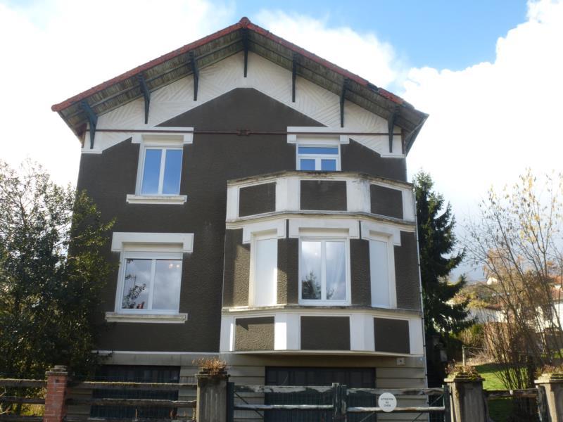 Maison d'habitation avec terrain