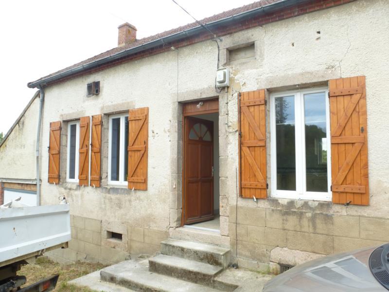 Maison d'habitation au calme type F3 avec terrain