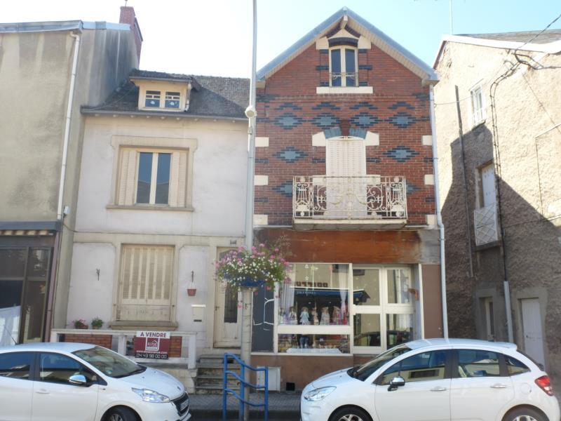 CENTRE VILLE SAINT ELOY LES MINES - Maison d'habitation type F5