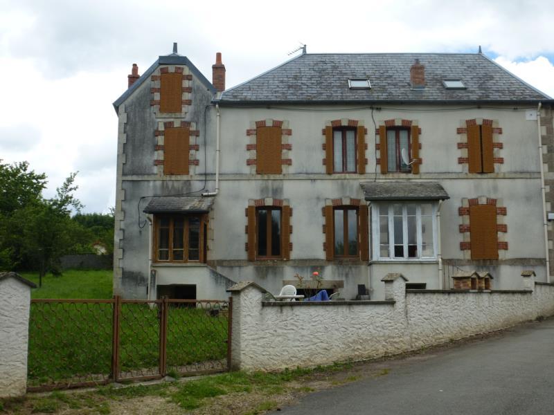Saint-Eloy-Les-Mines!!! Appartement type F3 avec jardin privatif