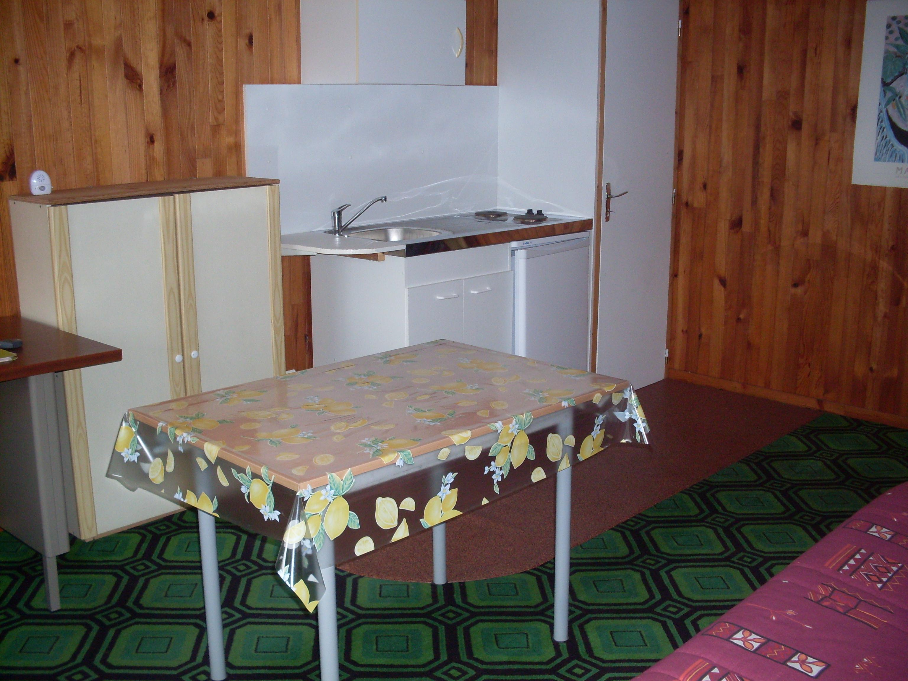 Studio meublé à louer à Montluçon