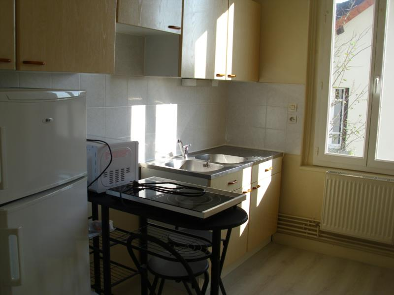 LOCATION MONTLUCON APPARTEMENT F2 MEUBLE