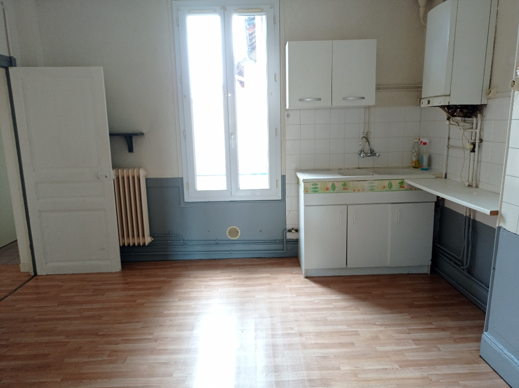 LOCATION MONTLUCON APPARTEMENT F3