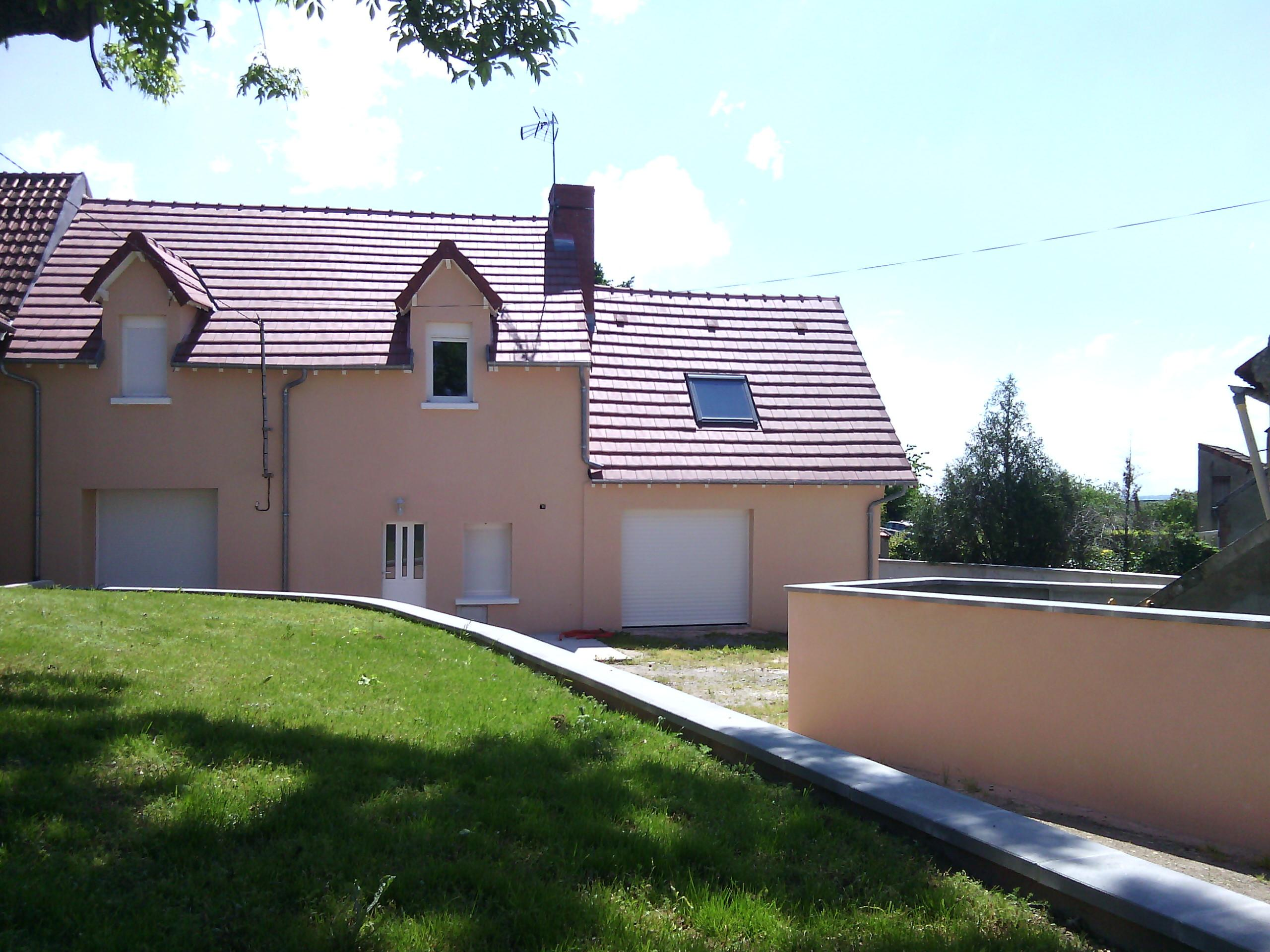 LOCATION MAISON F4 MONTLUCON
