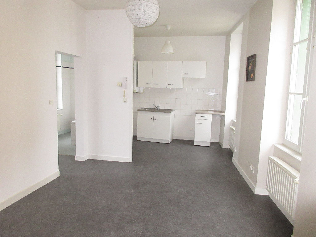 LOCATION APPARTEMENT F3 DUPLEX MONTLUCON