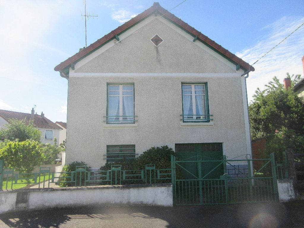 Maison Montlucon 3 pièces 48.64 m2