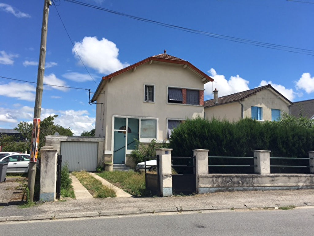 Maison Evaux Les Bains 4 pièce(s) 90 m2