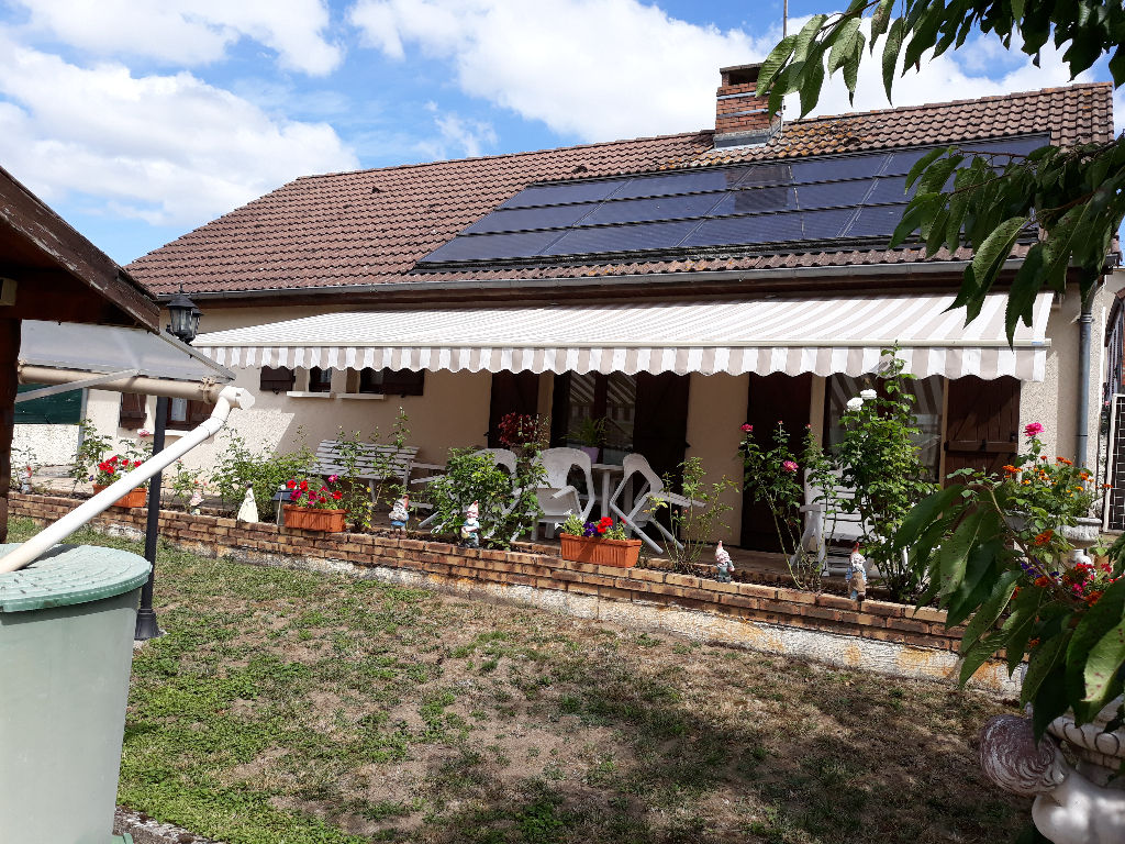 Maison Saint Victor 4 pièces - 92.54 m2