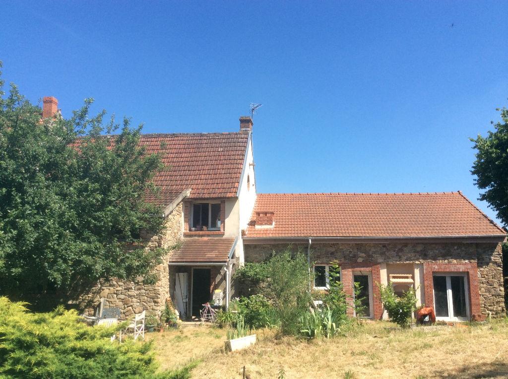 Maison Evaux Les Bains 6 pièce(s) 169 m2