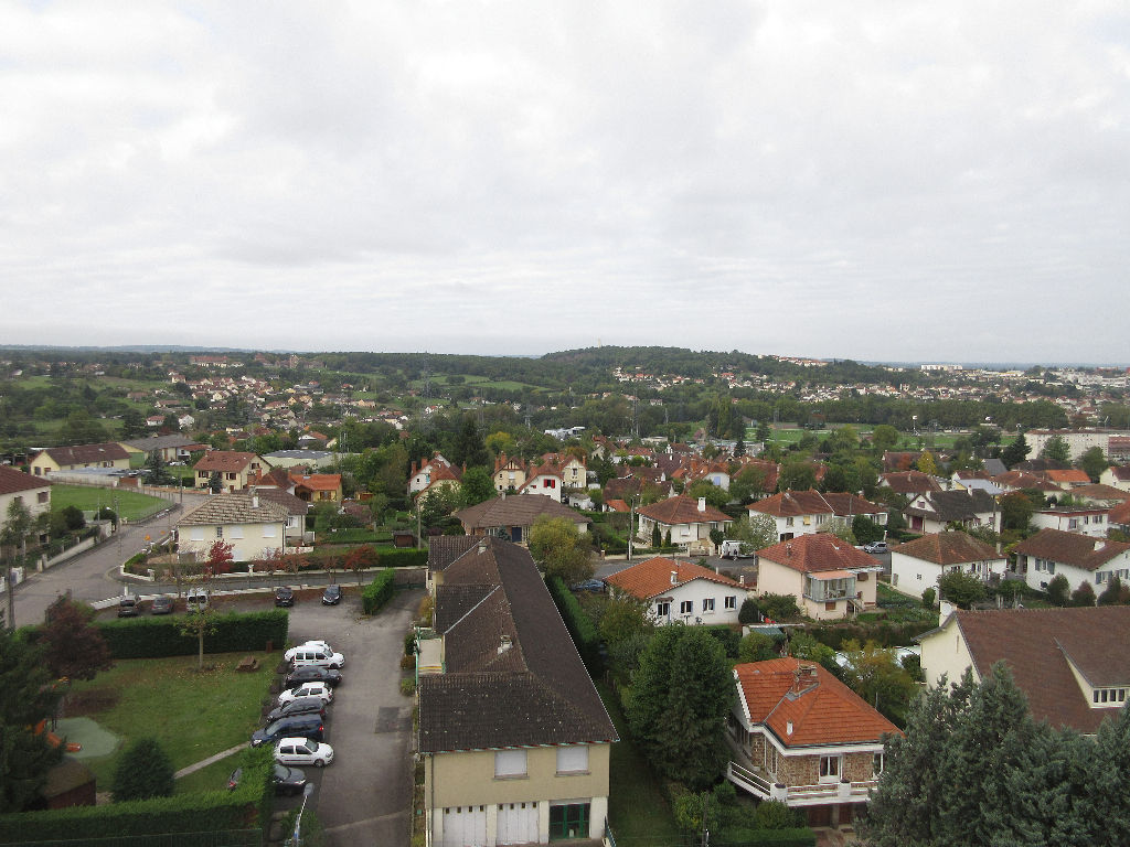VENTE APPARTEMENT F3 SAINT JEAN MONTLUCON