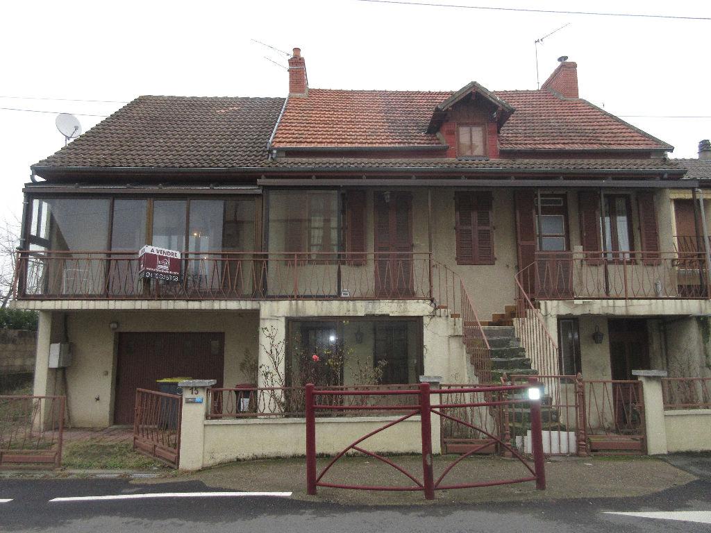 Maison Desertines 4 pièce(s) 102 m2