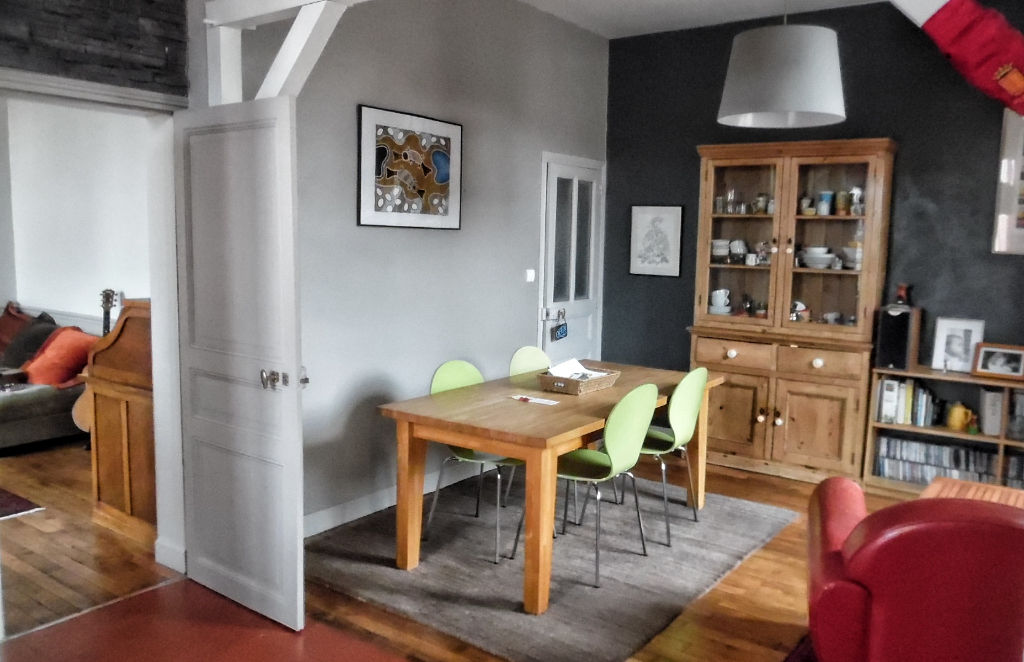 Maison Evaux Les Bains 7 pièce(s) 155 m2