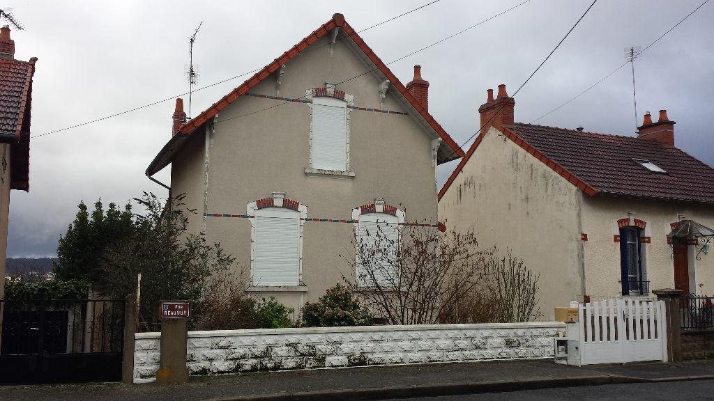 Maison  Montluçon 4 pièce(s) 87 m2