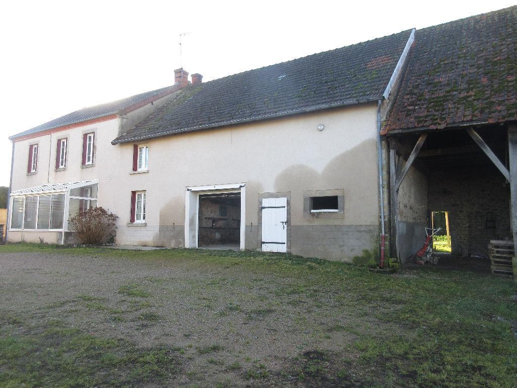 Fermette 199 m2 -  15 minutes sud Montluçon
