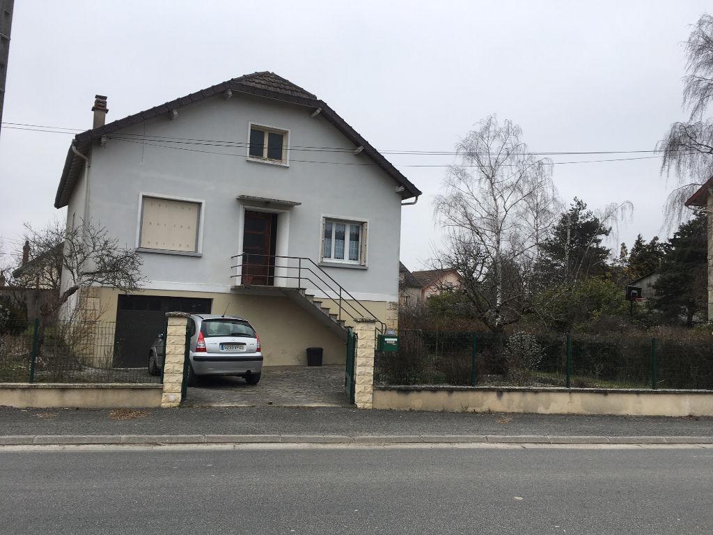 Maison Evaux Les Bains