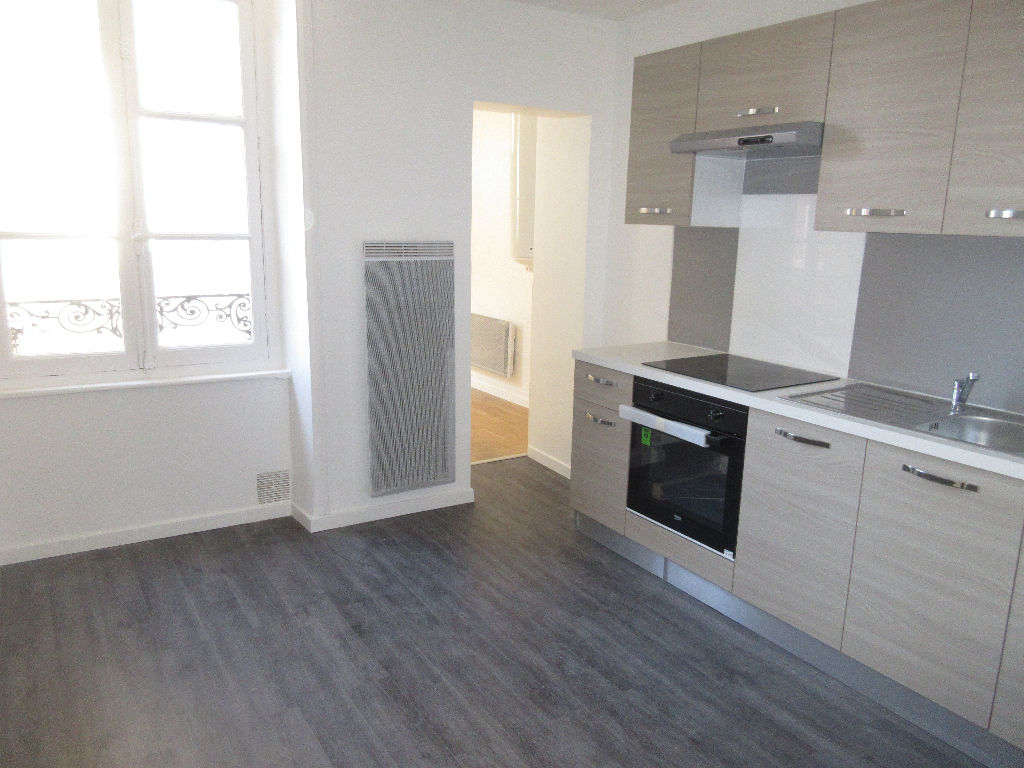 LOCATION APPARTEMENT F2 MONTLUCON