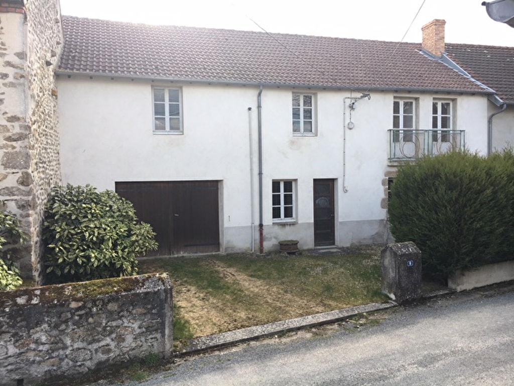Maison Evaux Les Bains 3 pièces -  71.20 m2