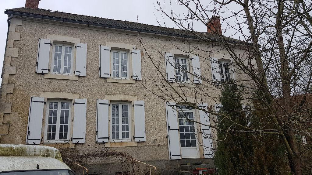 Maison Mazirat 4 pièces - 126 m2