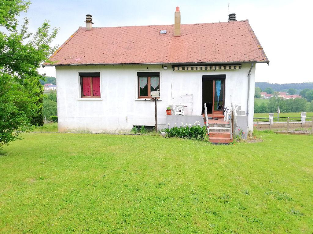 Maison Chatel De Neuvre 104m2