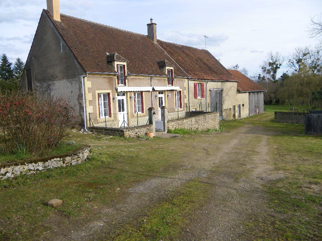 à 10 mn de Saint-Amand Montrond (18)