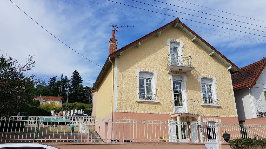 Maison Montluçon 5 pièces 150 m2