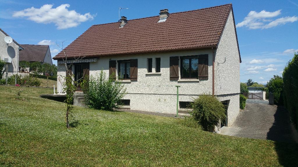 Maison Domerat plain pied  90 m2