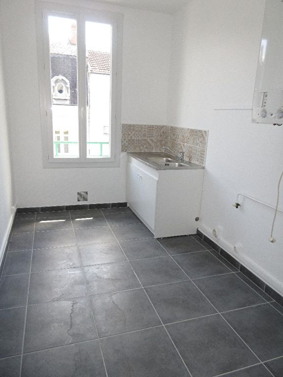 LOCATION APPARTEMENT F2 CENTRE VILLE MONTLUCON