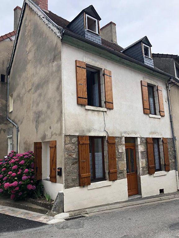 Maison Evaux Les Bains 3 pièce(s) 64 m2