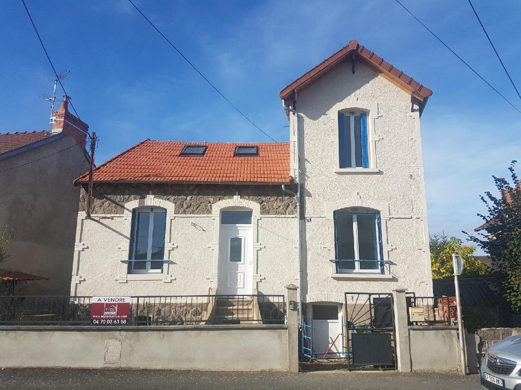 Maison Montlucon 4 pièce(s) 109 m2