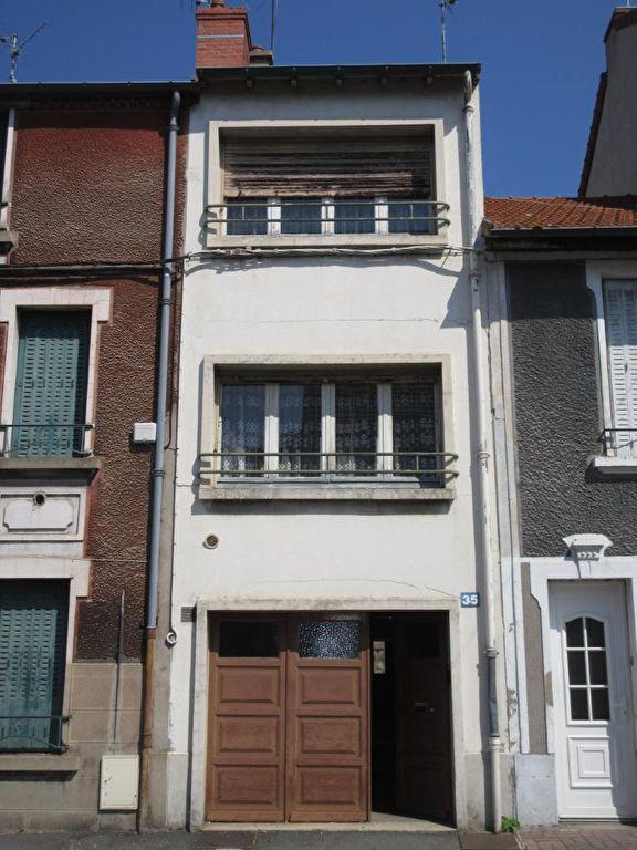 A vendre Maison Centre  ville Montluçon