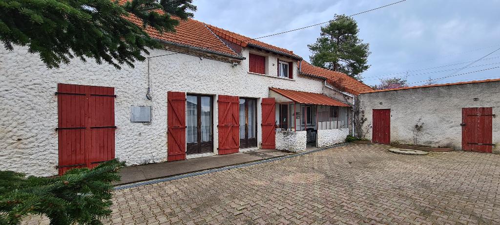 Maison à St Pont