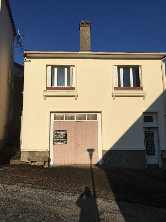 Maison Auzances 2 pièces - 61.08 m2