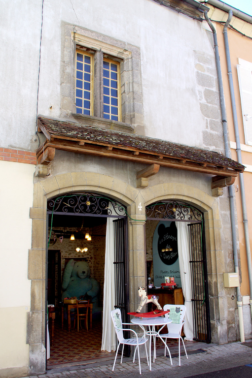 Maison Evaux Les Bains 2 pièces