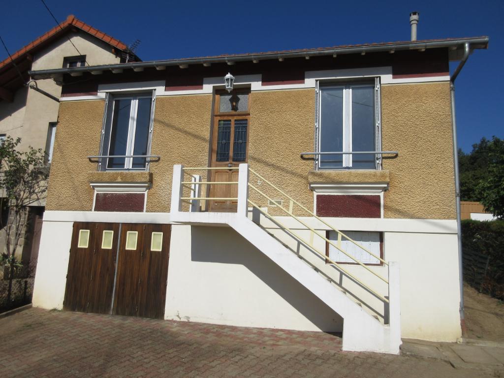 Maison Montlucon 3 pièces 52 m2