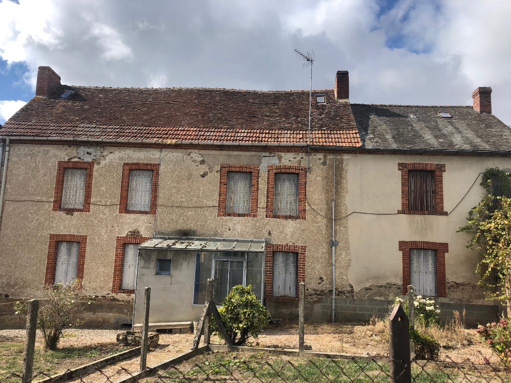 Maison Saint Julien La Genete - 158m²