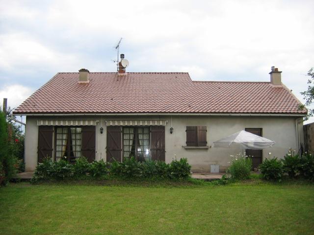 Maison Montlucon 4 pièces - 115.13 m²