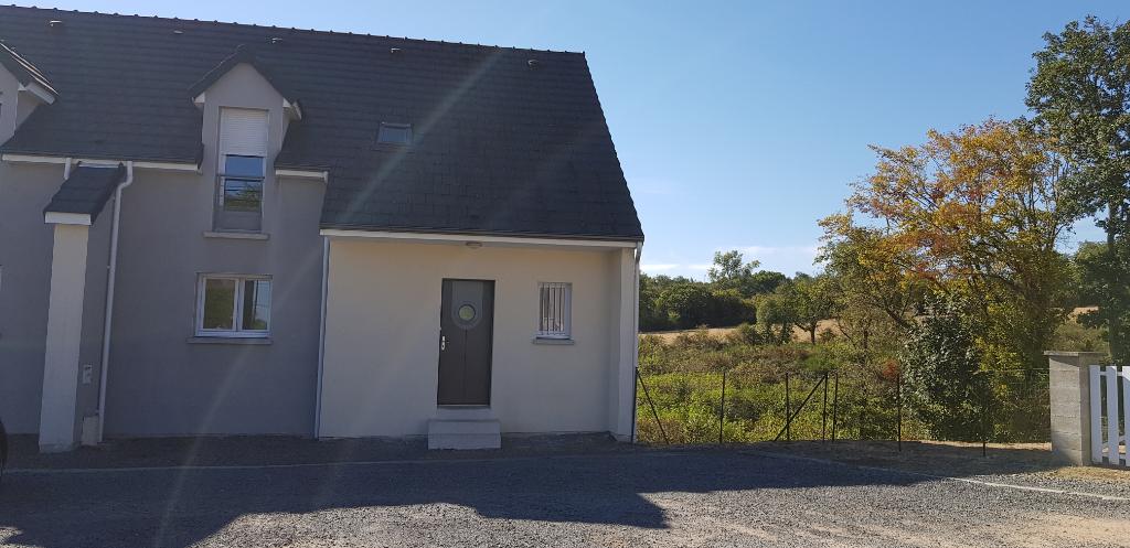 Maison Quinssaines 5 pièce(s) 131.72 m2