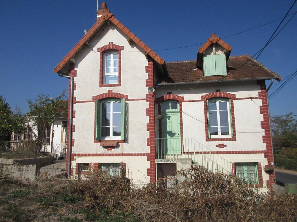 Maison Domerat 4 pièces - 91m²