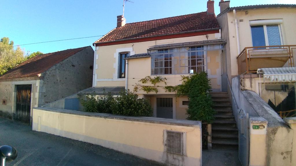 Maison Domerat 3 pièces - 80 m2
