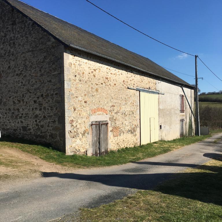 Grange Lavaufranche 350 m2