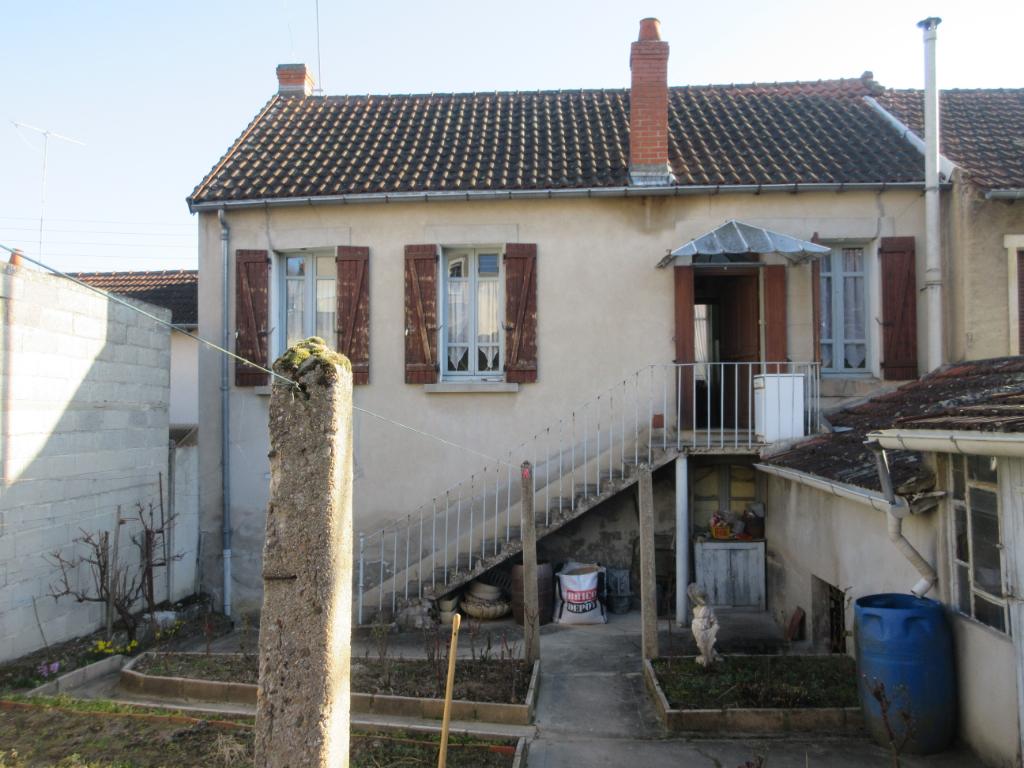 Maison Montlucon 4 pièce(s) 50 m2
