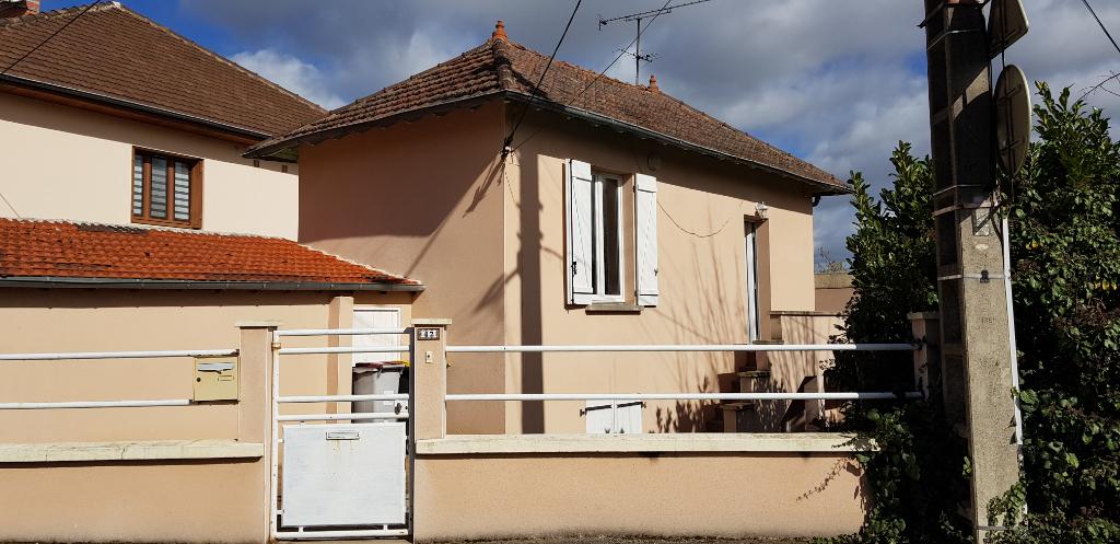 Maison 3 chambres 100 m2