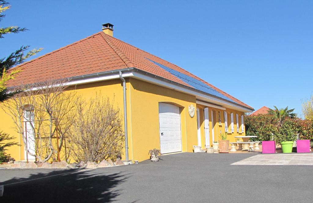 Maison plain pied Saint Eloy-les-Mines - 103 m²